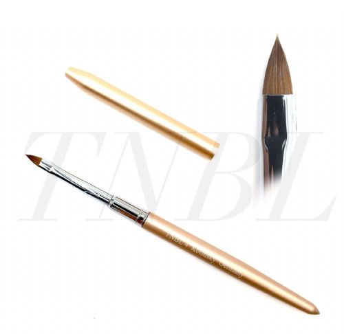 TNBL Professional Kolinsky 3D Nail Art Brush - Available in size 4 & 6